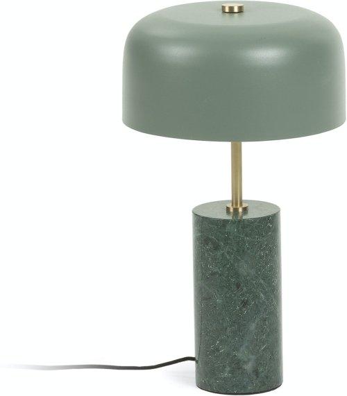 På billedet ser du variationen Videl, Bordlampe fra brandet LaForma i en størrelse H: 44 cm. B: 26 cm. L: 26 cm. i farven Grøn