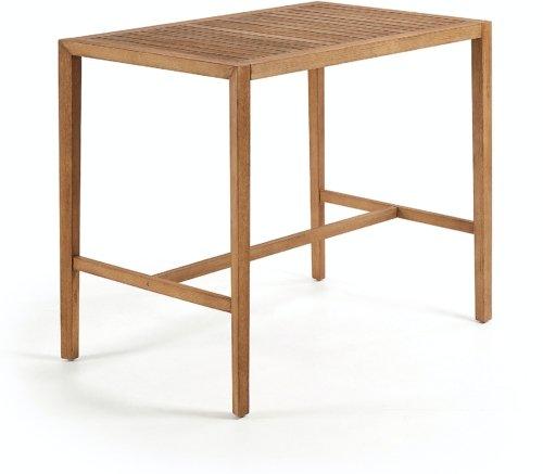 På billedet ser du variationen Coline, Udendørs spisebord fra brandet LaForma i en størrelse H: 106 cm. B: 130 cm. L: 80 cm. i farven Natur