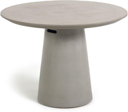 På billedet ser du variationen Itai, Udendørs spisebord fra brandet LaForma i en størrelse H: 74 cm. B: 120 cm. L: 120 cm. i farven Natur