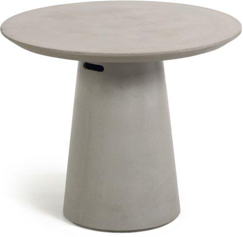 På billedet ser du variationen Itai, Udendørs spisebord fra brandet LaForma i en størrelse H: 74 cm. B: 90 cm. L: 90 cm. i farven Natur