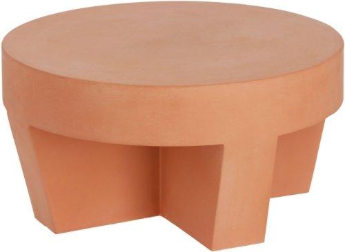 På billedet ser du variationen Vilena, Udendørs sofabord fra brandet LaForma i en størrelse H: 30 cm. B: 60 cm. L: 60 cm. i farven Natur