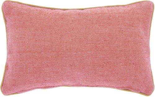 På billedet ser du variationen Dalila, Pudebetræk fra brandet LaForma i en størrelse H: 15 cm. B: 50 cm. L: 30 cm. i farven Rød