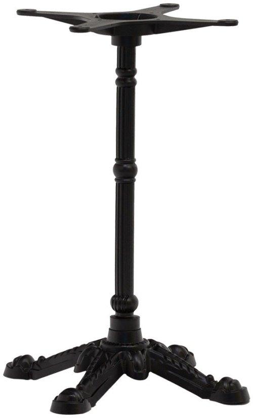 På billedet ser du variationen Romance, Stel til cafébord fra brandet House of Sander i en størrelse H: 71 cm. B: 38 cm. L: 38 cm. i farven Sort