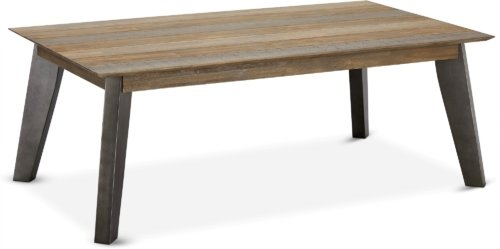 På billedet ser du variationen Derby, Sofabord, Akacietræ fra brandet Raymond & Hallmark i en størrelse H: 52 cm. B: 80 cm. L: 140 cm. i farven Brun
